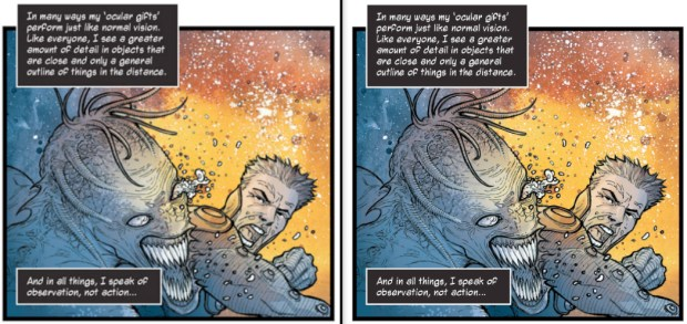 Comixology HD comics