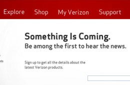 Verizon Wireless -Something Is Coming