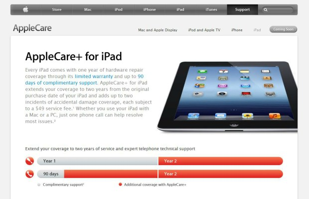 Should You Buy AppleCare+ for New iPad?