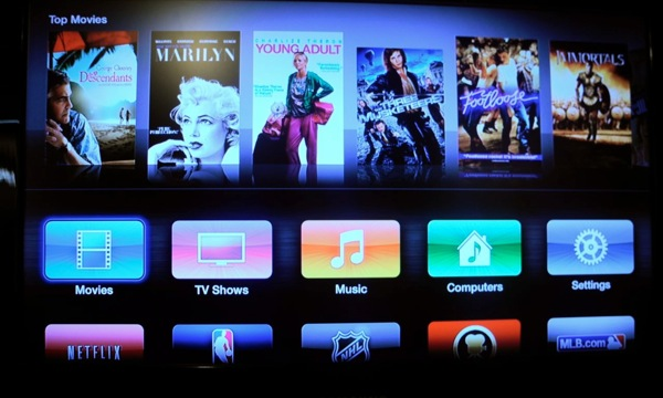 Apple TV 5.1 Interface