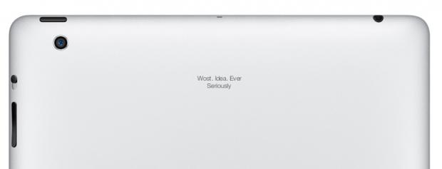 iPad Engraving