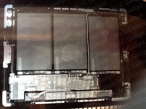 ipad 3 iPad HD X ray