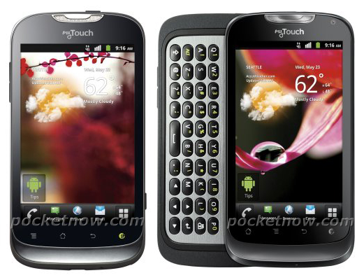 Two New myTouch Devices Headed to T-Mobile