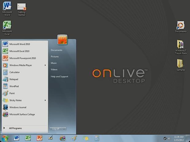 onlive desktop for ipad