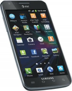 Samsung Galaxy S II Skyrocket Android 4.0 Update Leaks