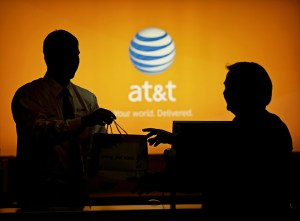 AT&T retail training or Windows Phone
