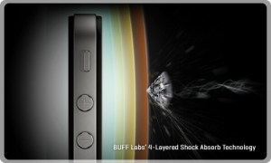Buff Ultimate Shock Absorption Screen Protector