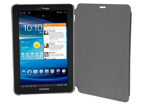 Galaxy Tab Book Cover