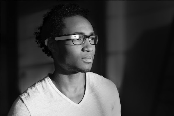 Google Glasses - Project Glass - With Prescription Glasses