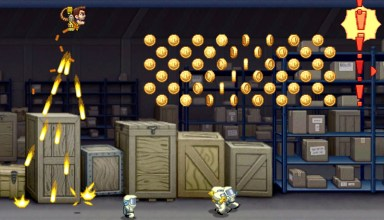 Jetpack Joyride Gains New Features and Retina Display Support