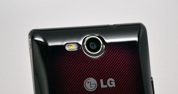 LG Lucid Review camera