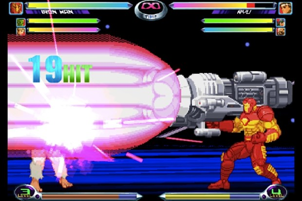 Marvel vs Capcom 2 Comes to iPhone and iPad, With Some Issues