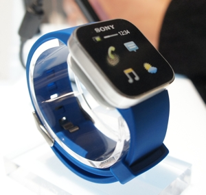 Sony SmartWatch Lands in U.S. for $149