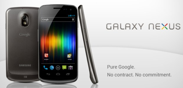 Google Play Selling Unlocked Galaxy Nexus for $399