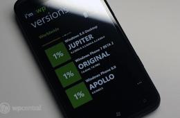 Windows Phone 8 I'm A WP7