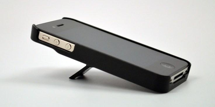 ZeroChroma Teatro-S iPhone 4S Case Review low angle