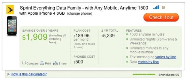 find a cheaper cell phone plan