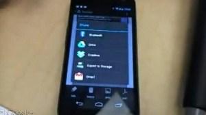 Google Drive Appears on Developer's Phone