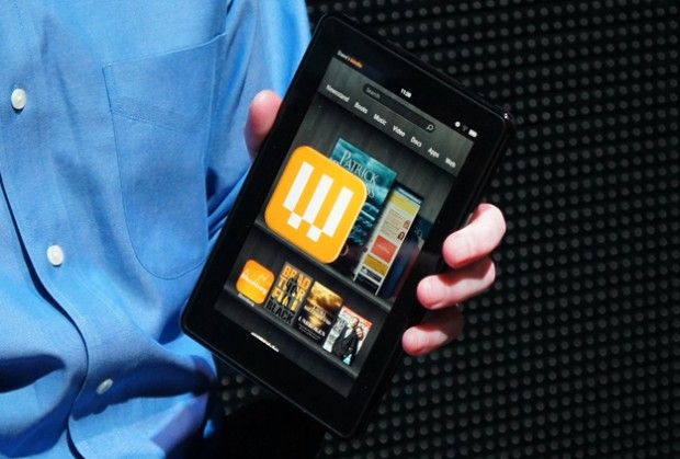 Draw Something Arrives for Kindle Fire