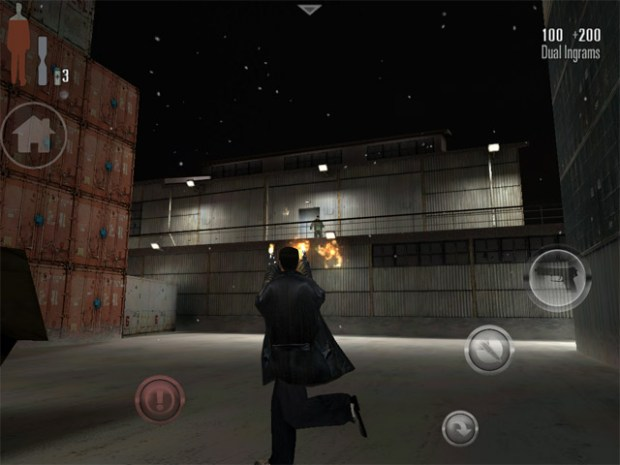 Max Payne for iPhone and iPad Now Available
