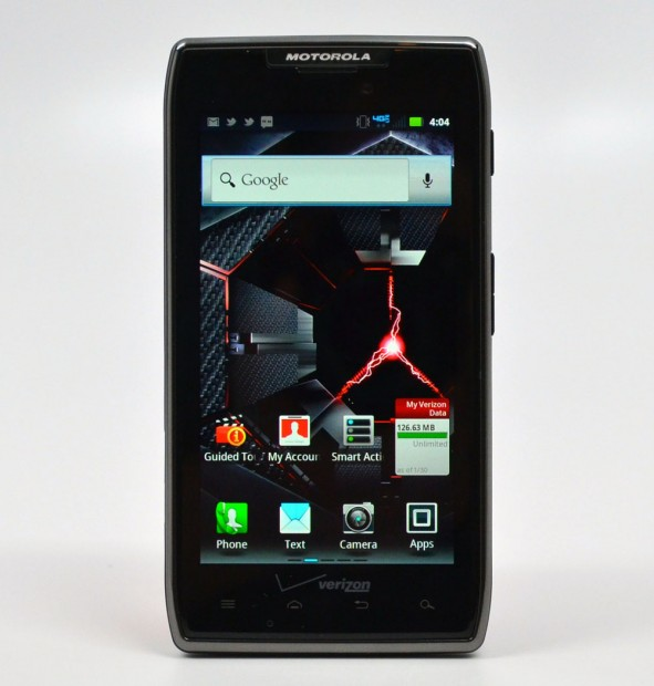 Motorola Droid RAZR MAXX Price Drops at Verizon