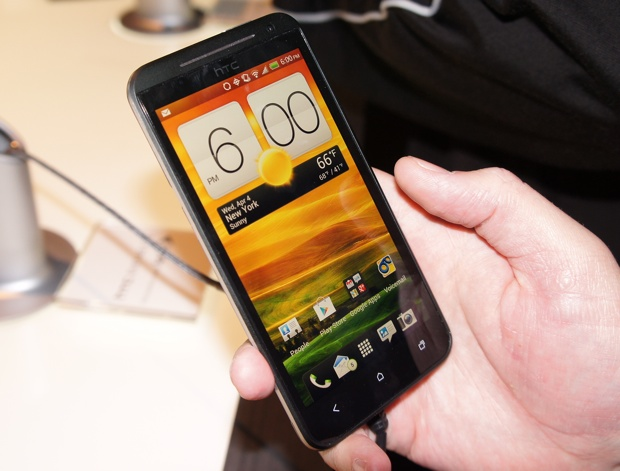 HTC EVO 4G LTE Comes To Sprint on May 18 for $199.99