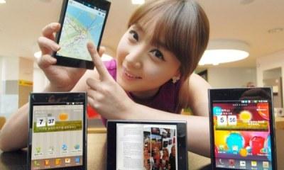 LG optimus Vu Hands On