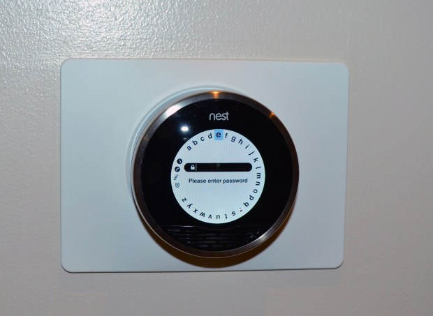 Nest Learning Thermostat Installation - 6