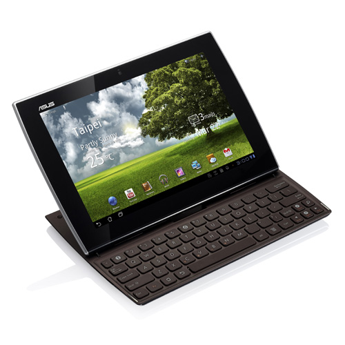 Asus Eee Pad Slider Ice Cream Sandwich Update Rolls Out