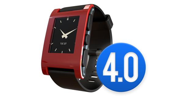 Pebble Gains Bluetooth 4.0, Kickstarter Pre-orders Ending Soon