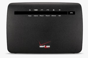 Verizon Home Fusion Router