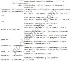 Sprint Samsung Galaxy S III Details Leak