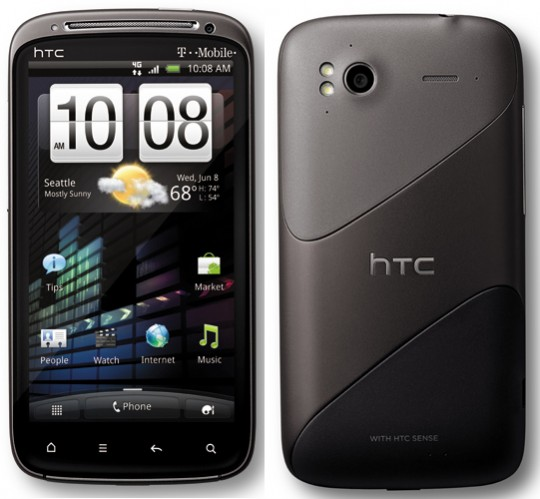 HTC Sensation 4G Ice Cream Sandwich Update Rolling Out This Week