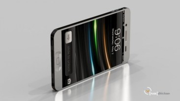 iPhone 5 4-inch mock up