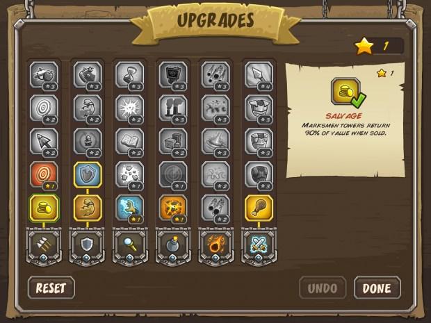 Kingdom Rush for iPad Review