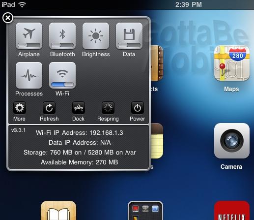 Best New iPad Jailbreak Apps & Tweaks in Cydia