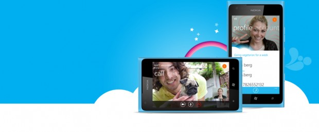 Skype for Nokia Lumia 610 Pulled from Windows Marketplace