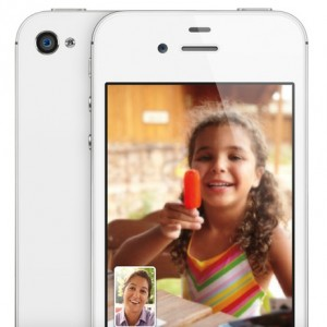 FaceTime HD Camera on iPhone 5