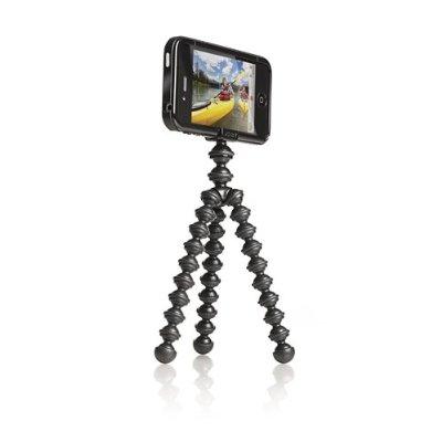 Joby iPhone 4S camera tripod case