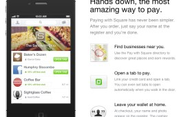 Pay with Square