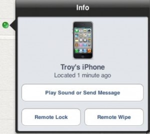iPhone Options