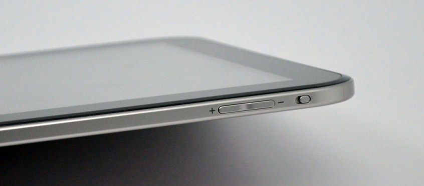 Toshiba Excite 13 Review - orientation lock
