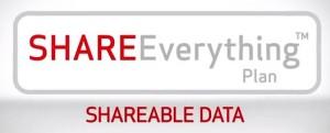Verizon Share Everything Plan Logo