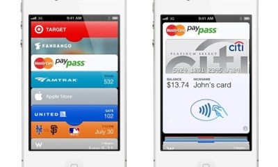 iphone 5 NFC Payments PassBook