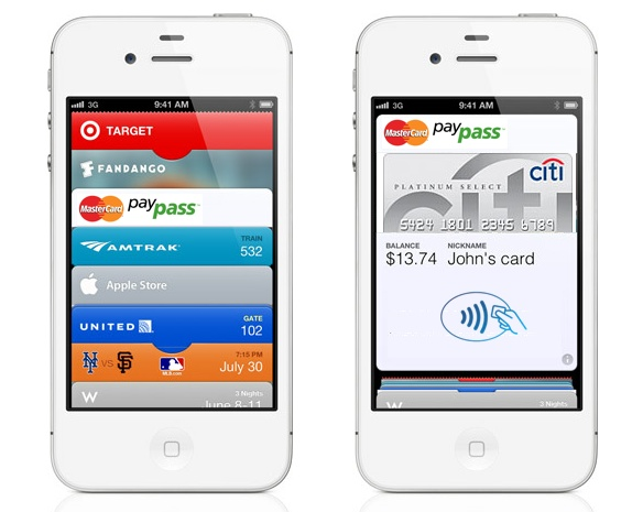 The iPhone 5 might become a credit card.