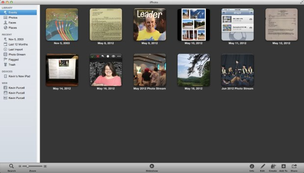 iphoto update