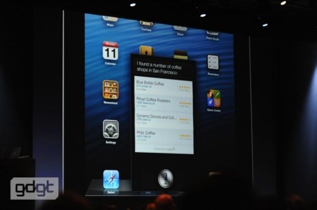 Siri Comes to iPad in iOS 6