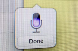 Dictation OS X Mountain Lion