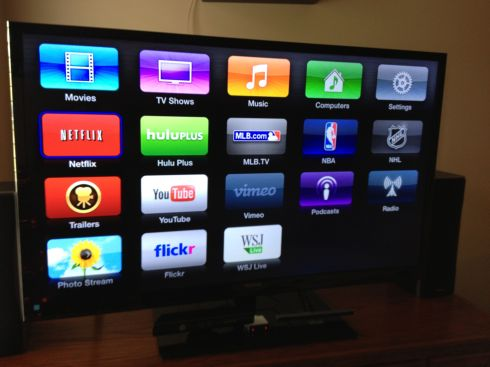 Hulu Plus for Apple TV - 01
