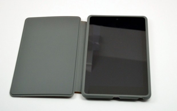 Official Nexus 7 Case Review - open